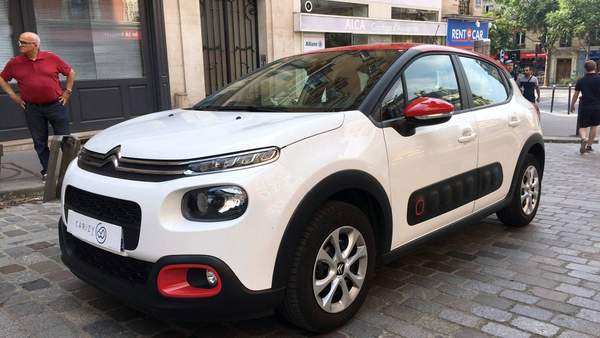 Citroën neuve Libourne