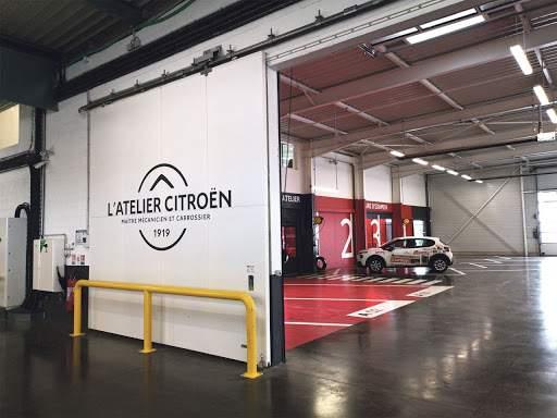 Entretien Citroën